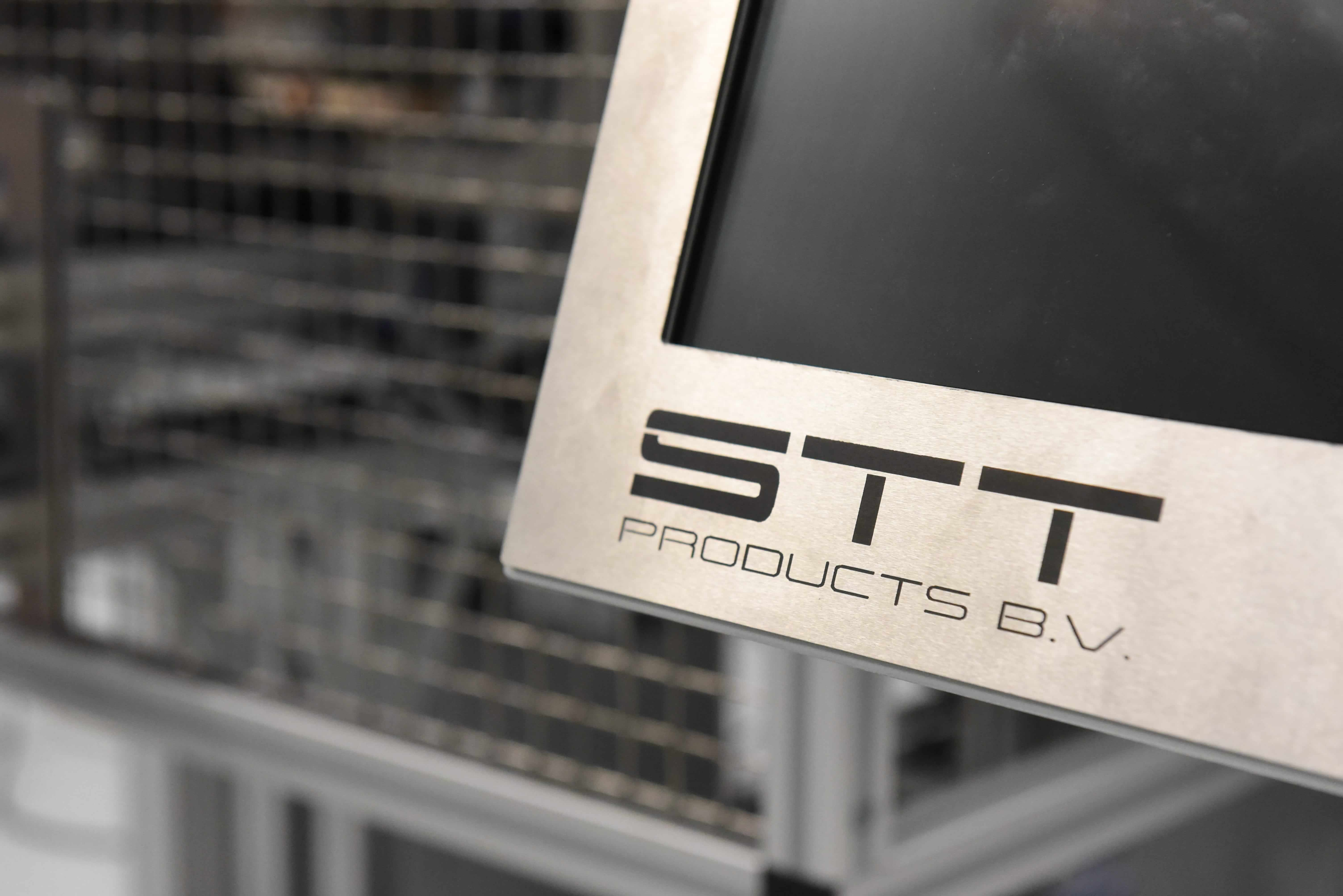 STT monitor speciaal machines